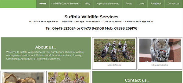 Suffolk Wildlife Services